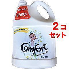 コンフォート 柔軟剤 センシティブスキン(3.8L*2コセット)(発送可能時期:1-3日(通常))[柔軟剤(液体)]