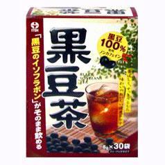 黒豆茶 ティーバッグタイプ(240g(8g*30袋入))(発送可能時期:3-7日(通常))[黒豆茶]