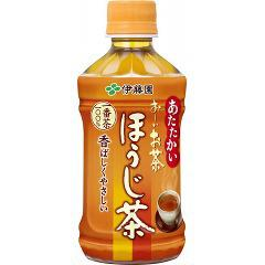 お〜いお茶 ほうじ茶(345mL*24本入)(発送可能時期:1週間-10日(通常))[緑茶]