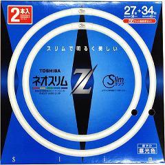 ネオスリム 昼光色 FHC27-34ED-Z-2P(2コ入)(発送可能時期:3-7日(通常))[蛍光灯・電球]