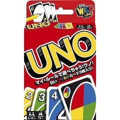 ウノカードゲーム B7696(1セット)(発送可能時期:1週間-10日(通常))[ベビー玩具・赤ちゃんおもちゃ その他]
