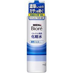 メンズビオレ 浸透化粧水 濃厚ジェルタイプ(180mL)(発送可能時期:3-7日(通常))[男性用 化粧水]