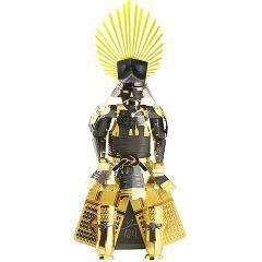 メタリックナノパズル T-ME-002M 鎧 豊臣秀吉(1セット)(発送可能時期:3-7日(通常))[ベビー玩具・赤ちゃんおもちゃ その他]