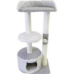【アウトレット】PuChiko キャットタワー ルーム Mサイズ(1台)(発送可能時期:1-5日(通常))[ペット用サークル・ケージ・ルーム・タワー]