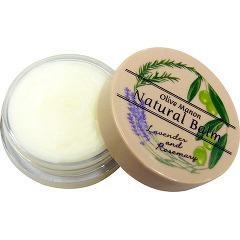 オリーブマノン ナチュバーム ラベンダーとローズマリーの香り(10mL)(発送可能時期:3-7日(通常))[リップバーム]