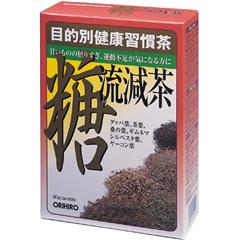 目的別健康習慣茶 糖流減茶(3g*30包入)(発送可能時期:3-7日(通常))[お茶 その他]