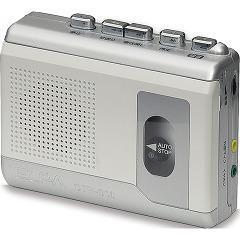 エルパ カセットテープレコーダー CTR-300(1台)(発送可能時期:3-7日(通常))[ラジカセ]