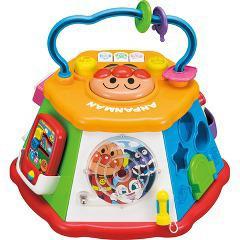アンパンマン おおきなよくばりボックス(1コ入)(発送可能時期:1週間-10日(通常))[ベビー玩具・赤ちゃんおもちゃ その他]