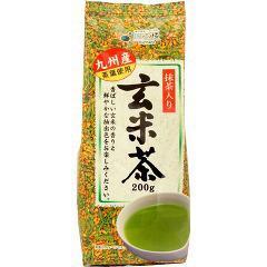 国太楼 抹茶入りこうばしい玄米茶(200g)(発送可能時期:1週間-10日(通常))[玄米茶]