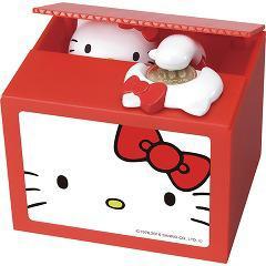 ハローキティバンク(1コ入)(発送可能時期:3-7日(通常))[ベビー玩具・赤ちゃんおもちゃ その他]