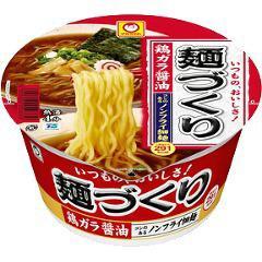 マルちゃん 麺づくり 鶏ガラ醤油 ケース(12コ入)(発送可能時期:1週間-10日(通常))[カップ麺]
