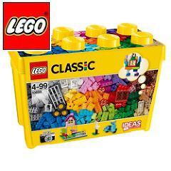 レゴ クラシック 黄色のアイデアボックス スペシャル 10698(1セット)(発送可能時期:1-3日(通常))[ベビー玩具・赤ちゃんおもちゃ その他]