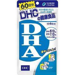 DHC DHA 60日分(240粒)(発送可能時期:3-7日(通常))[DHA EPA]