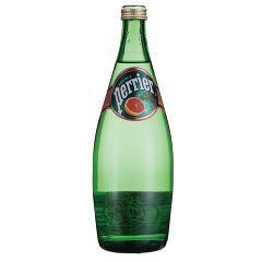 ペリエ ピンクグレープフルーツ グラスボトル(無果汁・炭酸水)(750mL*12本入)(発送可能時期:1-3日(通常))[海外ミネラルウォーター]