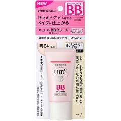 キュレル BBクリーム 明るい肌色(35g)(発送可能時期:3-7日(通常))[化粧下地・ベース]