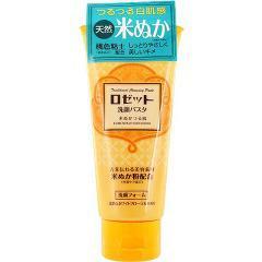 ロゼット 洗顔パスタ 米ぬかつる肌(120g)(発送可能時期:3-7日(通常))[洗顔フォーム]