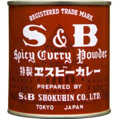 S&B カレー(84g)(発送可能時期:3-5日(通常))[調理用カレー]