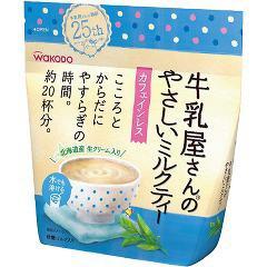 牛乳屋さんのやさしいミルクティー(240g)(発送可能時期:通常1-3日で発送予定)[ママミルク]