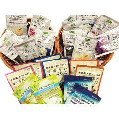 【企画品】きき湯・バスクリン アロマ入浴剤 34包 11種類の香りアソート(1セット)[入浴剤 その他]