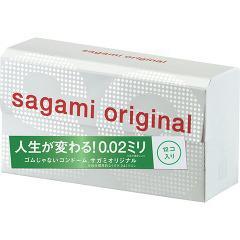 コンドーム/サガミオリジナル(12コ入)(発送可能時期:1週間-10日(通常))[コンドーム うすうす]