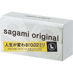 コンドーム/サガミオリジナル(Lサイズ*12コ入)(発送可能時期:1週間-10日(通常))[大きいコンドーム]