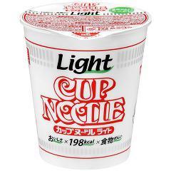 カップヌードル ライト(1コ入)(発送可能時期:3-7日(通常))[カップ麺]