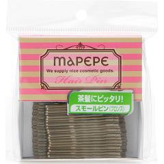 マペペ スモールピン ブロンズ(40本入)(発送可能時期:3-7日(通常))[ヘアピン]