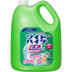 ワイドハイター EXパワー(4.5L)[漂白剤・ブリーチ剤(色がら可能)]
