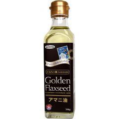 日本製粉 アマニ油(186g)(発送可能時期:1週間-10日(通常))[食用油 その他]