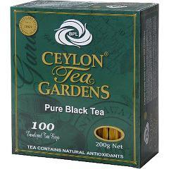 BPL セイロンティーガーデンズ クラシックティー ピュアブラック(2g*100包)(発送可能時期:通常5-7日で発送予定)[紅茶]