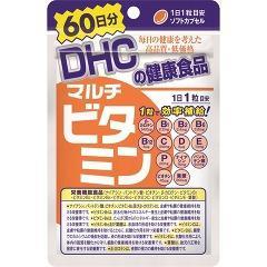 DHC マルチビタミン 60日(60粒)(発送可能時期:1週間-10日(通常))[マルチビタミン]