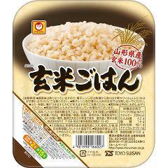 マルちゃん 玄米ごはん(160g)(発送可能時期:1週間-10日(通常))[ライス・お粥]