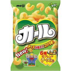 明治カール チーズあじ(64g)(発送可能時期:1週間-10日(通常))[スナック菓子]