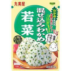 混ぜ込みわかめ 若菜 袋入(31g)(発送可能時期:3-7日(通常))[ふりかけ]