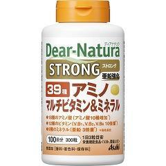 ディアナチュラ ストロング39 アミノ マルチビタミン&ミネラル 100日分(300粒)[マルチビタミン]