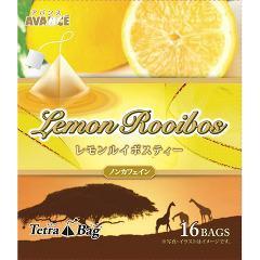 アバンス レモンルイボスティー ティーバッグ(16袋入)(発送可能時期:1週間-10日(通常))[紅茶のティーバッグ・茶葉(フレーバー)]