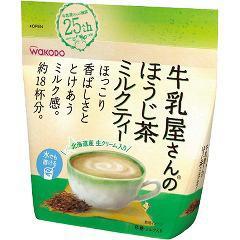 牛乳屋さんのほうじ茶ミルクティー 袋(200g)(発送可能時期:2週間以上)[マタニティ食品・用品 その他]