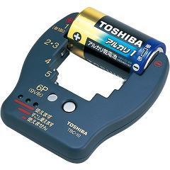 バッテリーチェッカー TBC-10(K)(1コ入)(発送可能時期:3-7日(通常))[電池・充電池・充電器]