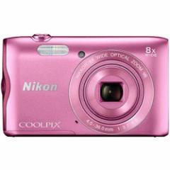 ニコンデジタルカメラ クールピクス A300 ピンク(1台)(発送可能時期:1週間-10日(通常))[生活用品 その他]