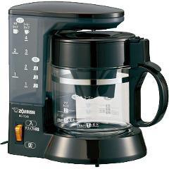 象印 コーヒーメーカー EC-TC40-TA ブラウン(1セット)(発送可能時期:通常3-5日で発送予定)[コーヒーメーカー]