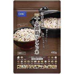 【訳あり】DHC 毎日充実 国産十八雑穀ブレンド米 徳用タイプ(480g)(発送可能時期:3-7日(通常))[ダイエットフード その他]
