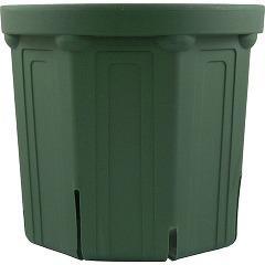 スリット鉢 CSM-210 モスグリーン(1コ入)(発送可能時期:1週間-10日(通常))[鉢・プランター・受皿]