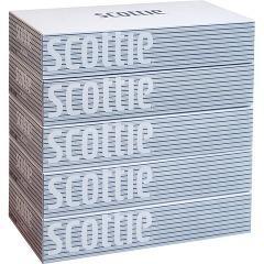 スコッティティシュー(400枚(200組)*5箱パック)(発送可能時期:3-7日(通常))[箱ティッシュ]