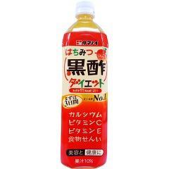 タマノイ はちみつ黒酢ダイエット りんご味(900mL)[もろみ酢]
