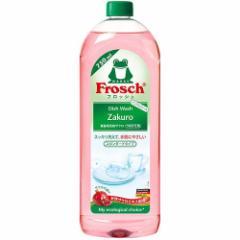 フロッシュ 食器用洗剤 ザクロ 詰替(750mL)[食器用洗剤(つめかえ用)]