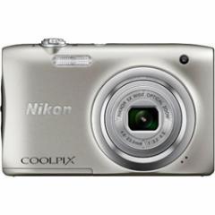 ニコン デジタルカメラ クールピクス A100 シルバー(1台)(発送可能時期:通常3-5日で発送予定)[生活用品 その他]