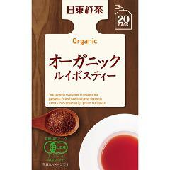 日東紅茶 オーガニックルイボスティー(20袋入)(発送可能時期:1週間-10日(通常))[紅茶のティーバッグ・茶葉(ストレート)]