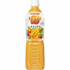カゴメ 野菜生活100 マンゴーサラダ スマートPET(720mL)(発送可能時期:通常3-5日で発送予定)[野菜ジュース(無塩)]