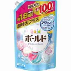 【アウトレット】ボールド プラチナクリーン プラチナピュアクリーンの香り つめかえ 超特大サイズ(1.36kg)[つめかえ用洗濯洗剤(液体)]