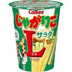 じゃがりこ サラダ Lサイズ(72g)(発送可能時期:3-7日(通常))[スナック菓子]